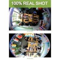 2MP 10M IR Fisheye Oracle Camera (4 In 1)